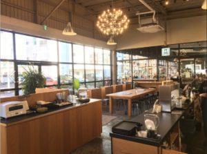 フラットホワイト コーヒーファクトリー 郡山店